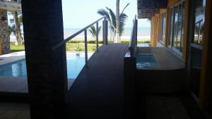 Hotel y Balneario Playa San Pablo, Отели  Монте-Гордо - big - 83