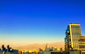 Bellas Artes With View Of The Andes, Apartmanok - Santiago