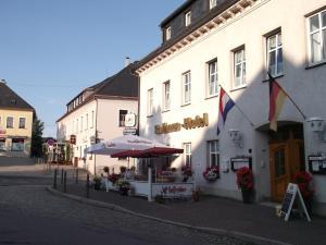 Rathaus Hotel Jöhstadt - Jöhstadt