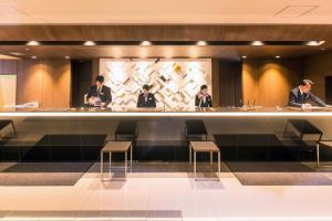Hotel Paco Hakodate, Hotels  Hakodate - big - 27