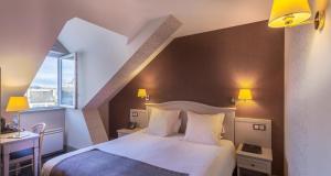 Best Western Le Duguesclin, Отели  Сен-Бриё - big - 9