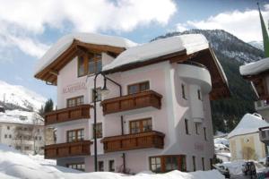 Apart Garni Almfried - Hotel - Ischgl
