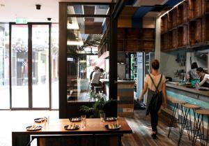 Melbourne CBD Studio, Апарт-отели  Мельбурн - big - 70