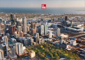 Melbourne CBD Studio, Апарт-отели  Мельбурн - big - 61