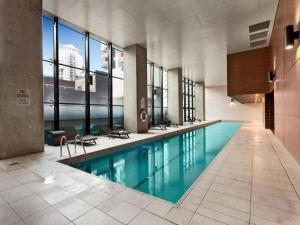 Melbourne CBD Studio, Апарт-отели  Мельбурн - big - 59