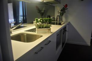 Melbourne CBD Studio, Апарт-отели  Мельбурн - big - 33