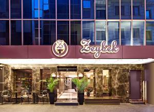 Отель Hotel Zeybek, Измир