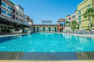 Jasmine Resort Hotel and Serviced Apartment - Ban Thung Sukla