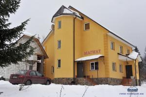 Хостелы Верхнего Студеного