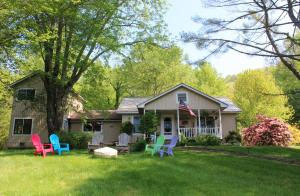 Henson Cove Place Bed and Breakfast w/Cabin - Accommodation - Hiawassee