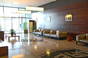 Orbi Mariami, Apartmanok  Batumi - big - 18