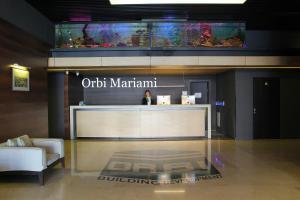 Orbi Mariami, Apartmanok  Batumi - big - 17