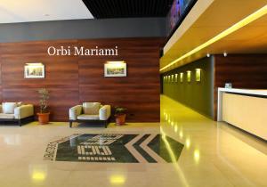 Orbi Mariami, Apartmanok  Batumi - big - 16