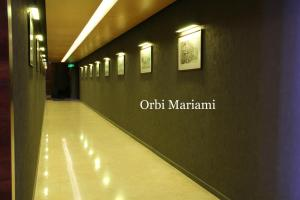 Orbi Mariami, Apartmanok  Batumi - big - 11