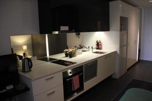 Melbourne CBD Studio, Апарт-отели  Мельбурн - big - 11