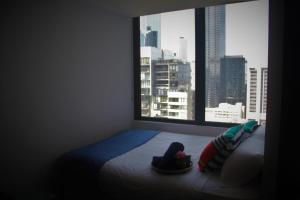 Melbourne CBD Studio, Апарт-отели  Мельбурн - big - 45