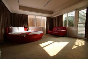 MOSHAMANLA Hotel-Main Station, Отели  Тайбэй - big - 7