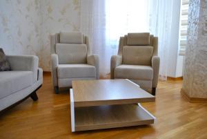 Luxurious Apartment by Caspian Housing, Apartmány  Baku - big - 14