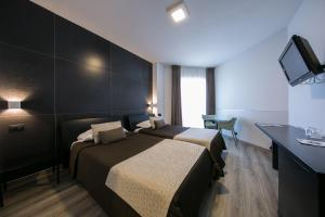 Mediterranea Hotel & Convention Center, Szállodák  Salerno - big - 49