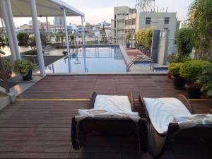 Iris - The Business Hotel, Hotely  Bangalore - big - 24