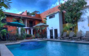 Hotel Luz en Yucatan, Hotel  Mérida - big - 101