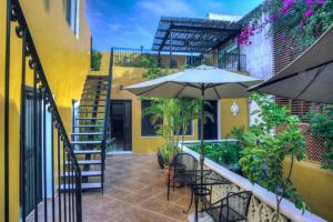 Hotel Luz en Yucatan, Hotel  Mérida - big - 96