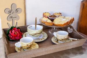 Romano B&B, Bed and Breakfasts  San Severo - big - 17