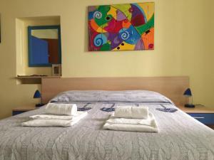 B&B Tranquillo, Отели типа «постель и завтрак»  Агридженто - big - 48