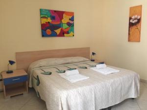 B&B Tranquillo, Отели типа «постель и завтрак»  Агридженто - big - 34