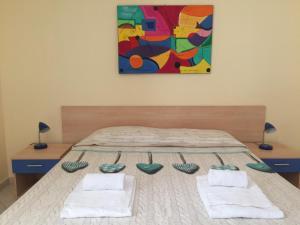 B&B Tranquillo, Отели типа «постель и завтрак»  Агридженто - big - 38