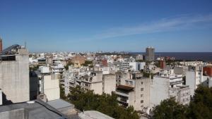 Edificio Standard Life U, Apartmanok  Montevideo - big - 7