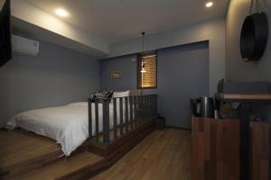 The Hotel Gray, Отели  Пусан - big - 89