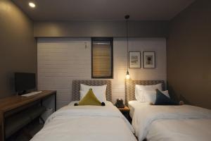 The Hotel Gray, Отели  Пусан - big - 54