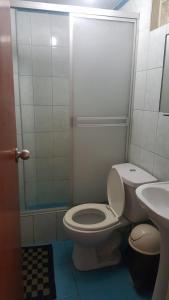 Hospedaje San Vicente, Guest houses  Trujillo - big - 17