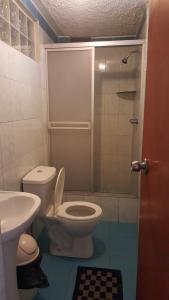 Hospedaje San Vicente, Guest houses  Trujillo - big - 16
