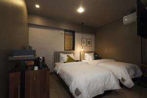 The Hotel Gray, Отели  Пусан - big - 52