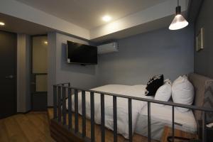The Hotel Gray, Отели  Пусан - big - 87