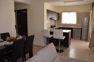 Zephyros Apartments, Apartmanok  Mandriá - big - 8