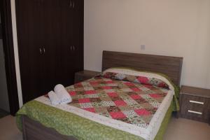 Zephyros Apartments, Apartmanok  Mandriá - big - 13
