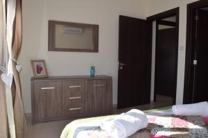 Zephyros Apartments, Apartmanok  Mandriá - big - 18