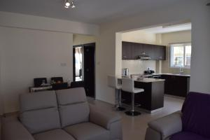 Zephyros Apartments, Apartmanok  Mandriá - big - 26