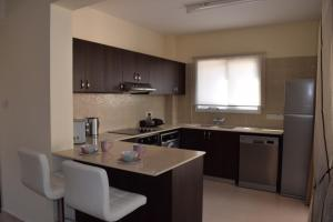 Zephyros Apartments, Apartmanok  Mandriá - big - 27
