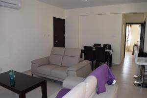 Zephyros Apartments, Apartmanok  Mandriá - big - 29