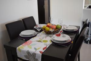 Zephyros Apartments, Apartmanok  Mandriá - big - 31