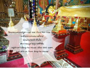 Sing-ha Coffee&House, Guest houses  San Kamphaeng - big - 25