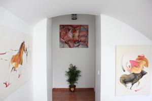 Hostal Puerta de Arcos, Hotels  Arcos de la Frontera - big - 29
