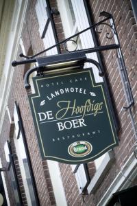 Landhotel De Hoofdige Boer, Szállodák  Almen - big - 152