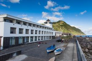 Hotel do Mar, Povoação