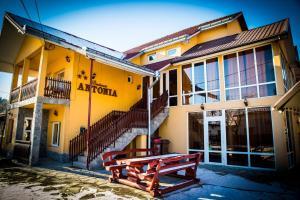 Pensiunea Antonia - Hotel - Vatra Dornei