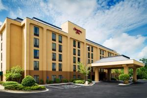 Hampton Inn Columbia Northeast - Two Notch Road, Отели  Колумбия - big - 11